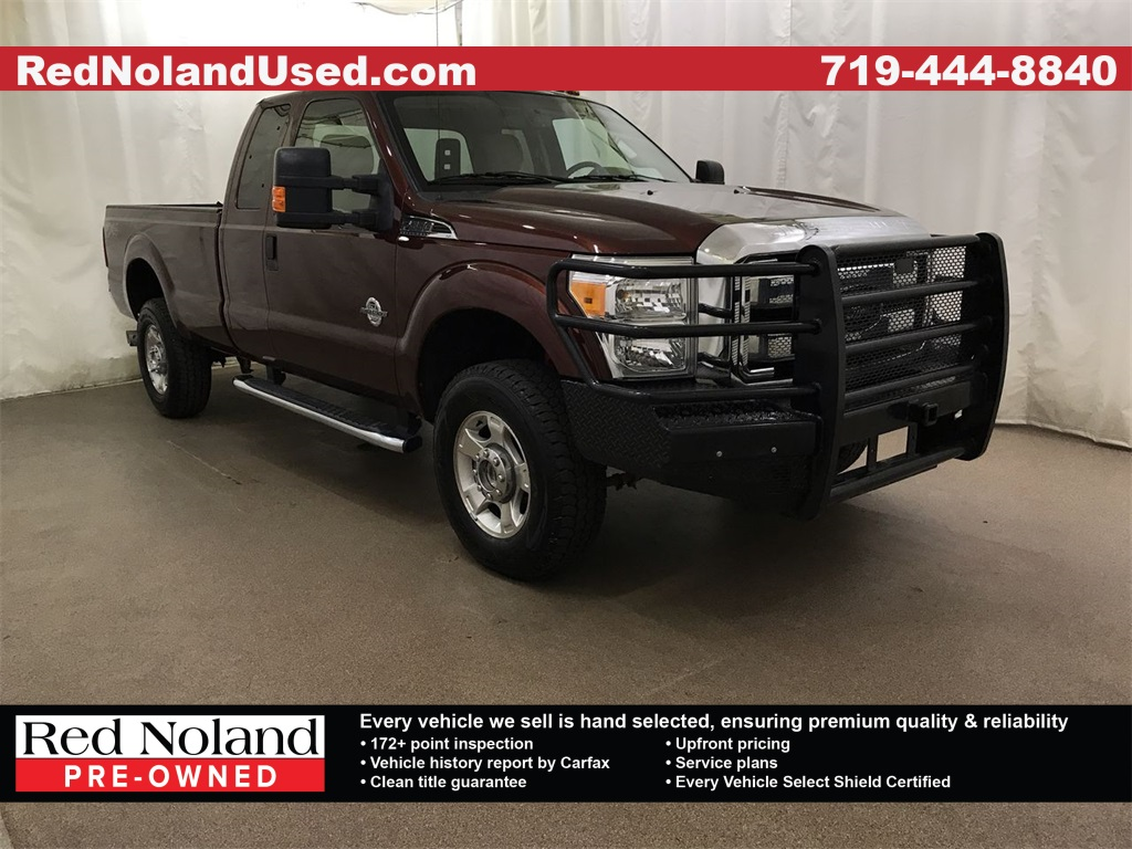 Pre-Owned 2015 Ford F-350SD XLT