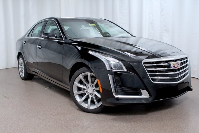 Red Noland Cadillac >> Pre-Owned 2018 Cadillac CTS 2.0L Turbo Luxury 4D Sedan in Colorado Springs #SL124785 | Red ...