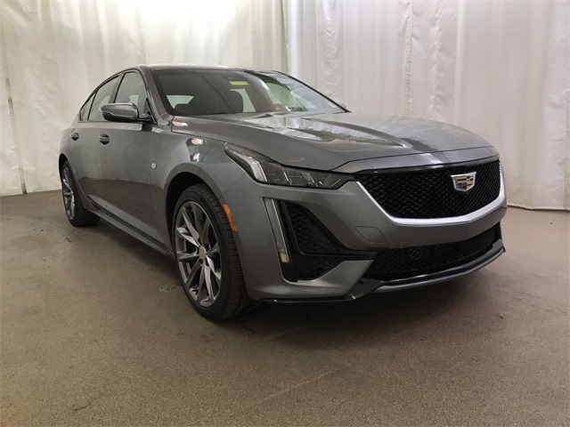 Pre-Owned 2020 Cadillac CT5 Sport