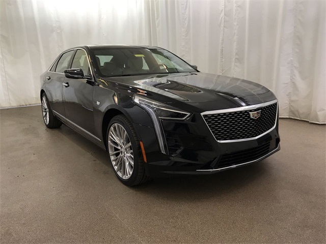 New 2020 Cadillac CT6 3.6L Premium Luxury