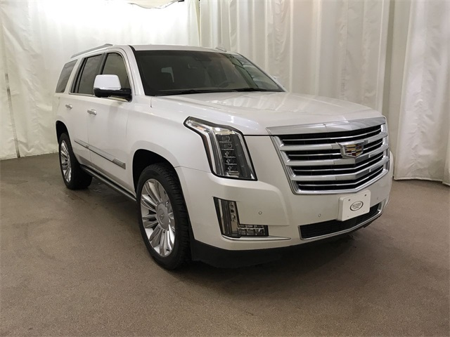 Certified Pre-Owned 2016 Cadillac Escalade Platinum Edition