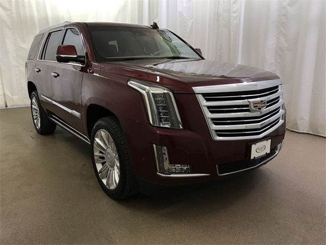 Certified Pre-Owned 2019 Cadillac Escalade Platinum Edition