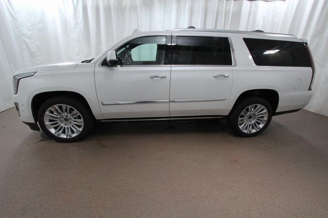 New 2018 Cadillac Escalade ESV Platinum Edition 4D Sport ...