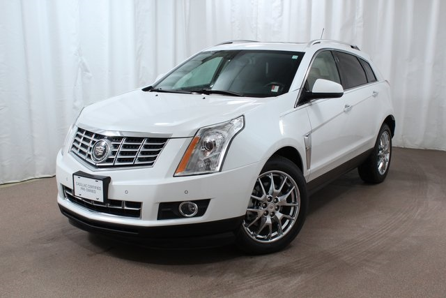 Certified Pre-Owned 2015 Cadillac SRX Premium