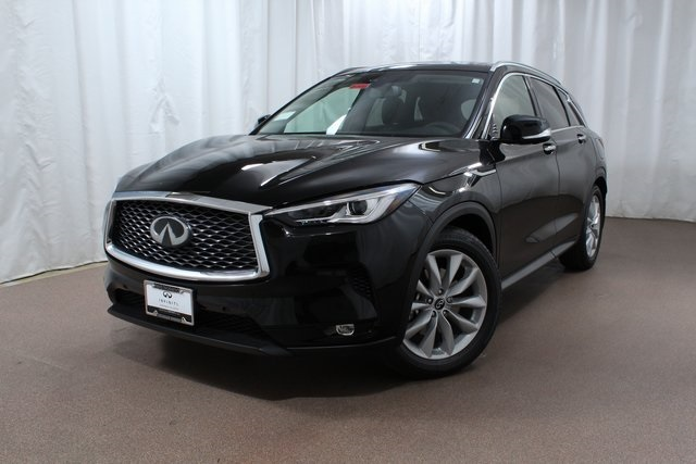 New 2019 Infiniti Qx50 Essential 4d Sport Utility In Colorado