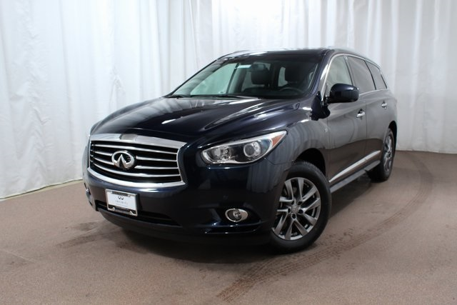 Certified Pre-Owned 2015 INFINITI QX60 AWD w/ Prm Plus Pkg and NAV