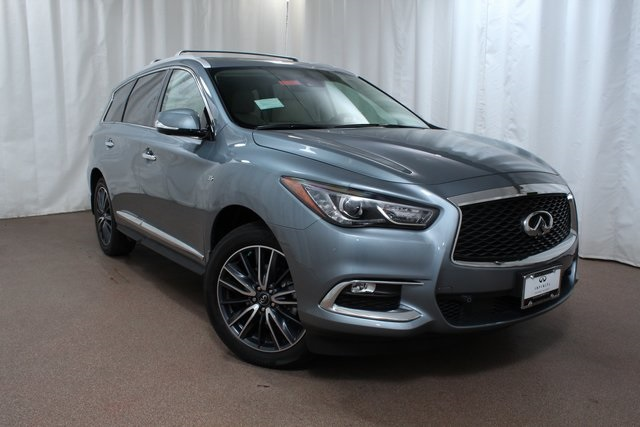 New 2019 Infiniti Qx60 Luxe 4d Sport Utility In Colorado Springs