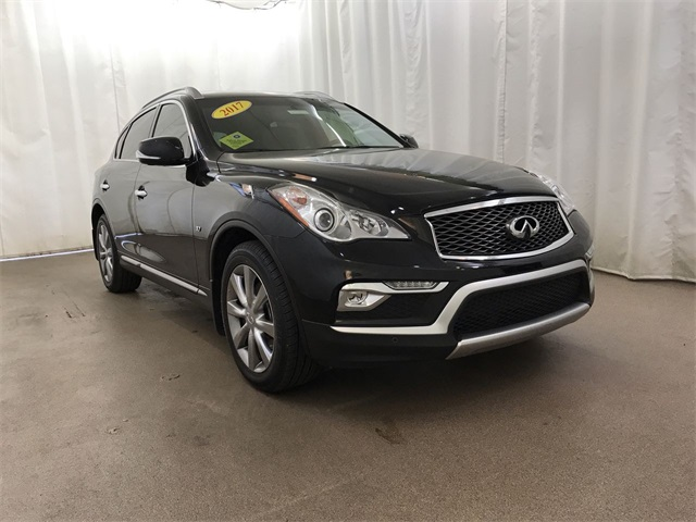 Certified Pre-Owned 2017 INFINITI QX50 AWD w/ Nav and Bose