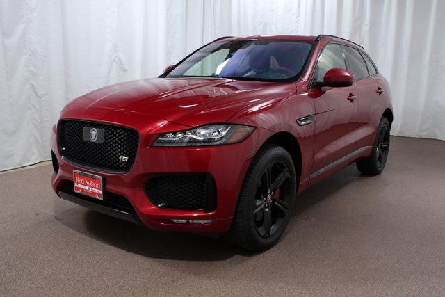 Red Noland Cadillac >> New 2019 Jaguar F-PACE S 4D Sport Utility in Colorado ...