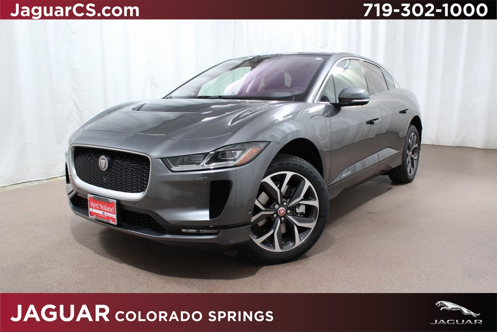 New 2019 Jaguar I-PACE HSE With Navigation & AWD