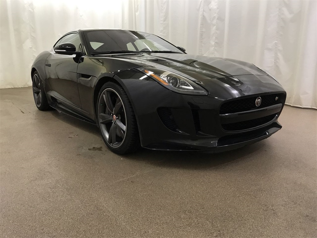 Pre-Owned 2017 Jaguar F-TYPE S