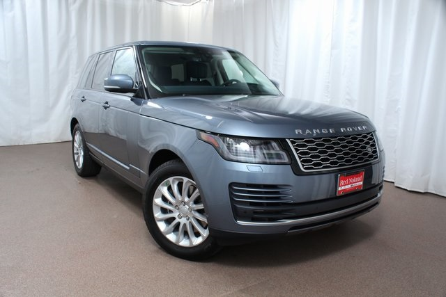 New 2018 Land Rover Range Rover 3.0L V6 Supercharged HSE