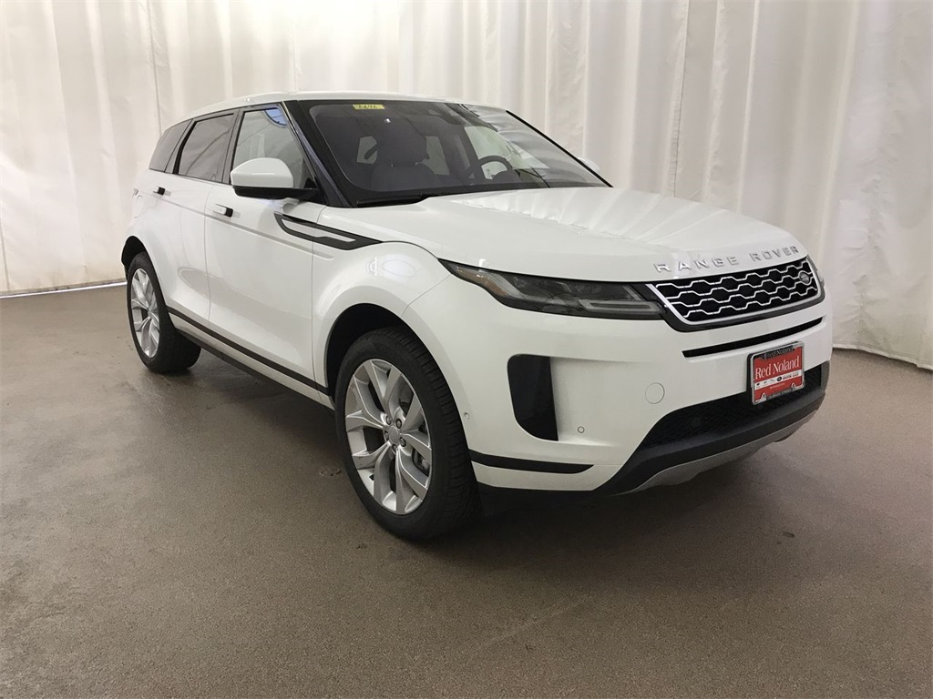 Land Rover Colorado Springs >> Pre Owned 2020 Land Rover Range Rover Evoque Se With Navigation Awd