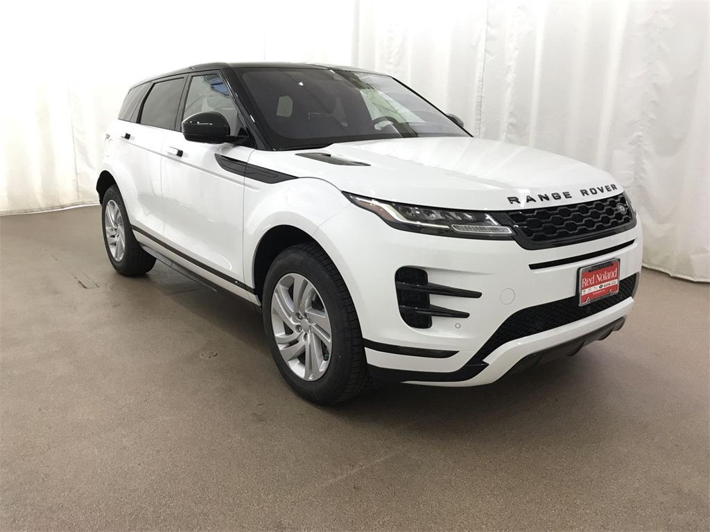 Land Rover Colorado Springs >> Pre Owned 2020 Land Rover Range Rover Evoque Dynamic With Navigation Awd