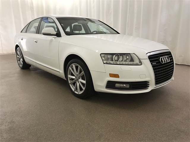Pre-Owned 2009 Audi A6 3.0 Premium Plus