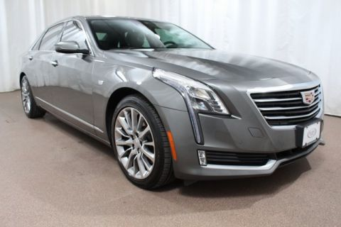 Pre-Owned 2016 Cadillac CT6 3.6L Luxury