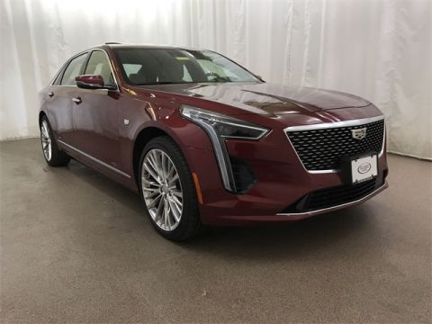 Pre-Owned 2020 Cadillac CT6 3.6L Premium Luxury