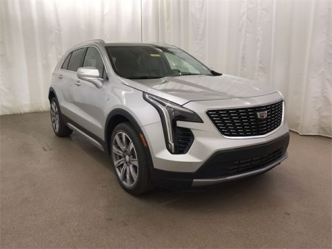 Pre-Owned 2020 Cadillac XT4 Premium Luxury