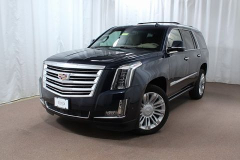 Pre-Owned 2019 Cadillac Escalade Platinum Edition 4WD