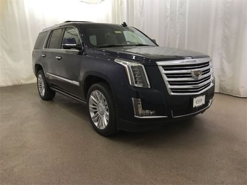 Pre-Owned 2020 Cadillac Escalade Platinum Edition
