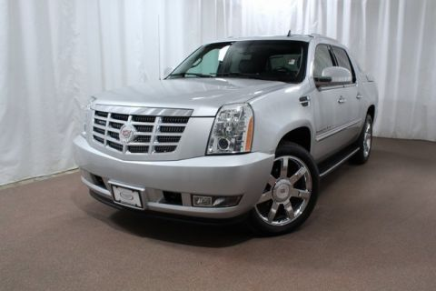 Pre-Owned 2012 Cadillac Escalade EXT Luxury