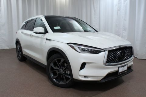 New 2019 INFINITI QX50 AWD
