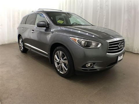 Pre-Owned 2015 INFINITI QX60 AWD w/ Deluxe Tech Pkg