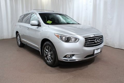 Certified Pre-Owned 2015 INFINITI QX60 AWD w/ Prm Plus and NAV