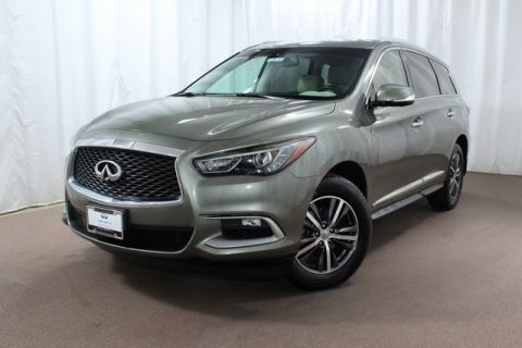 Certified Pre-Owned 2016 INFINITI QX60 AWD w/ Nav and DVDs