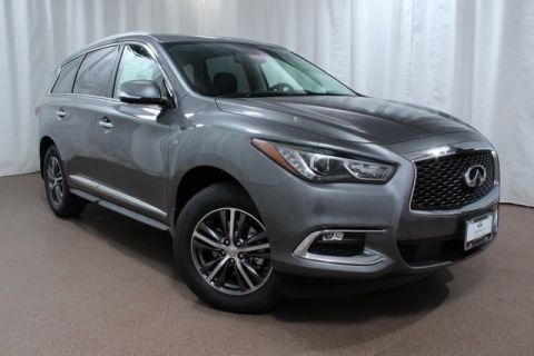 New 2018 INFINITI QX60 AWD