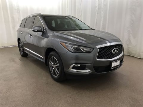 Certified Pre-Owned 2017 INFINITI QX60 AWD w/ Prem Plus Pkg and NAV
