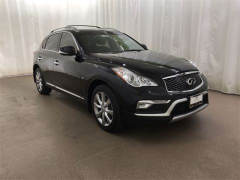 Certified Pre-Owned 2016 INFINITI QX50 AWD w/ Prm Plus Pkg and NAV