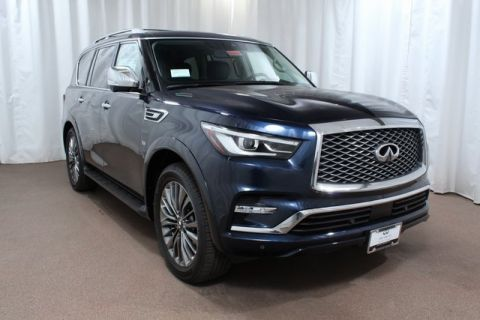 "New 2019 INFINITI QX80 LUXE - 22"" WHEELS - PROASSIST PKG"