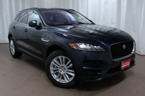 New 2018 Jaguar F-PACE 30t Prestige With Navigation & AWD