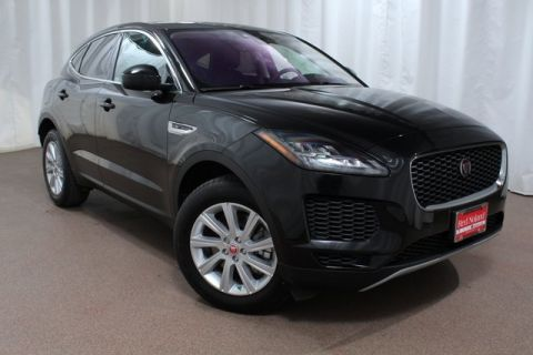 Certified Pre-Owned 2018 Jaguar E-PACE S AWD
