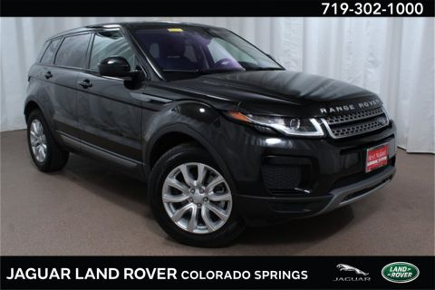 Certified Pre-Owned 2018 Land Rover Range Rover Evoque 4WD