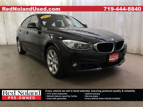 Pre-Owned 2014 BMW 3 Series 335i xDrive Gran Turismo